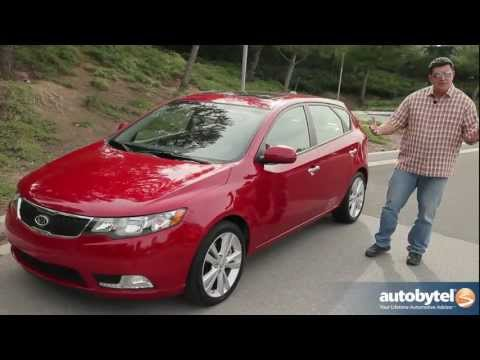 2013 Kia Forte SX 5-Door Video Review