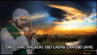 Lirik SYI'IR  Pepali Ki Ageng Selo  - habib syech bin abdul qodir assegaf (Teks)