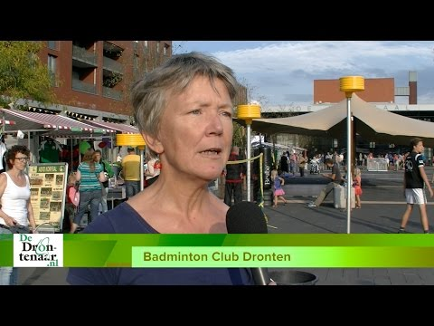 VIDEO | Badminton Club Dronten: ,,Een hele actieve sport''