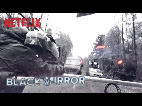 Black Mirror   Featurette: Metalhead   Netflix