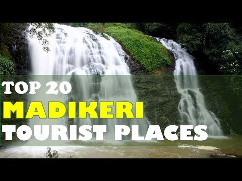 Top 20 Place To Visit In Madikeri | Mandalpatti | Abbey falls