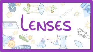 GCSE Physics - How Lenses Work #69
