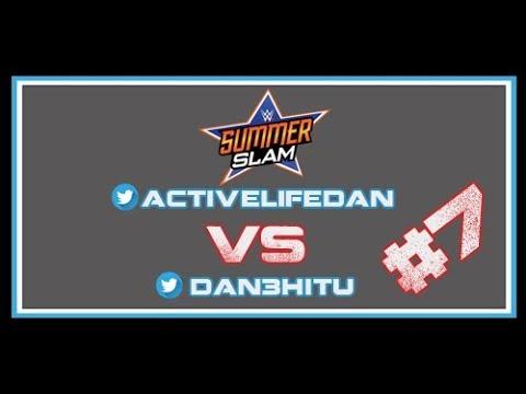 WWE 2017: SummerSlam Predictions - Dan vs Dan #7