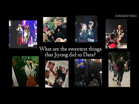 What are the sweetest things that GD did to Dara?