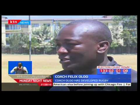 Rugby coach based in Nakuru wins Safaricom Soya Community Coach of the Year award