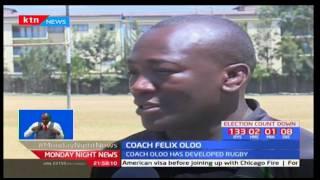 Rugby coach based in Nakuru wins Safaricom Soya Community Coach of the Year award