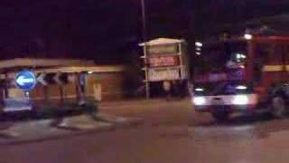 preview picture of video 'Gas explosion in South Harrow, emergency services arrive'