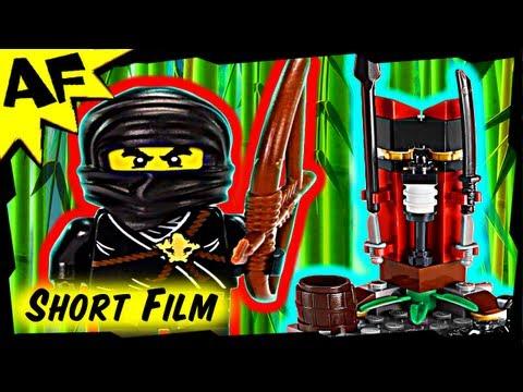 Vidéo LEGO Ninjago 2516 : La séance d'entraînement