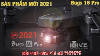 LKRC - Flycam MJX Bugs 16 Pro Mới Nhất 2021. Thiết Kế Đẹp Mắt