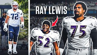 Top 10 Tallest Players In NFL History