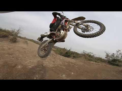 got air? KTM exc-f 350 adventure