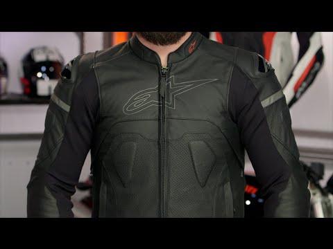Alpinestars Jacket Leather >> Alpinestars Core Airflow Jacket Revzilla