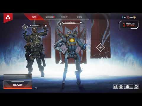Apex Legends (terrible voice chat demonstration)