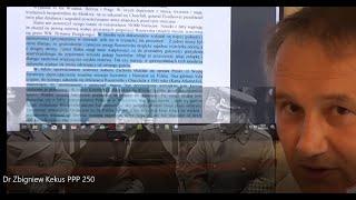 Z. Kękuś (PPP 250) Powstanie Warszawskie oczami Winstona Churchilla