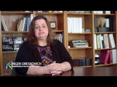 A Program video featuring Lighthouse staff describing access technology program services