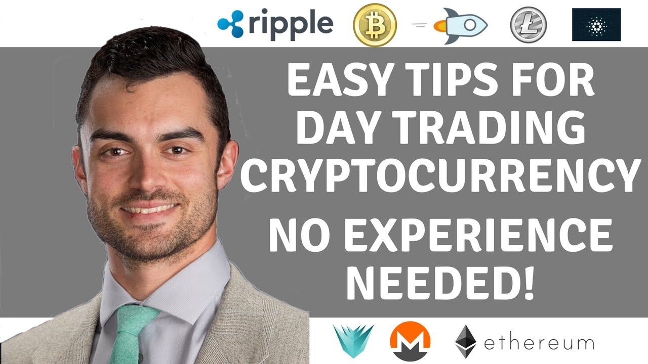 EASY TIPS FOR DAY TRADING CRYPTO AS A BEGINNER #crypto #beginner