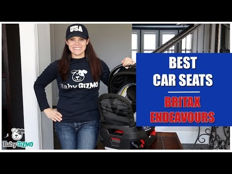 Britax Endeavours Infant Car Seat Review by Baby Gizmo