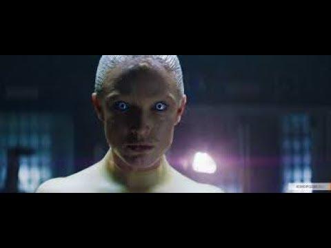 """""""МАШИНА"""" Фантастический фильм про андроидов---""""MACHINE"""" is a Fantastic film about androids"""