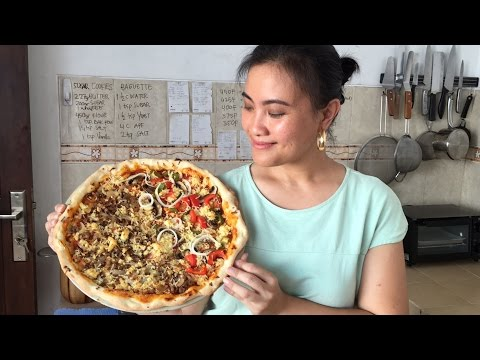Video RESEP PIZZA #18