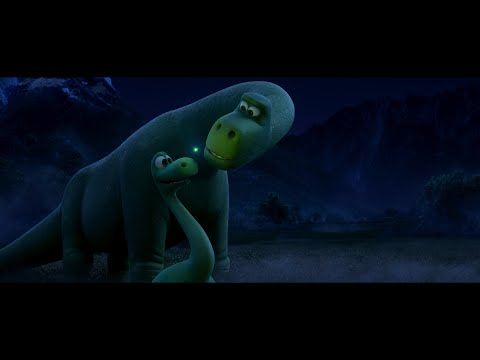 The Good Dinosaur (Clip 'Get Through Your Fear')