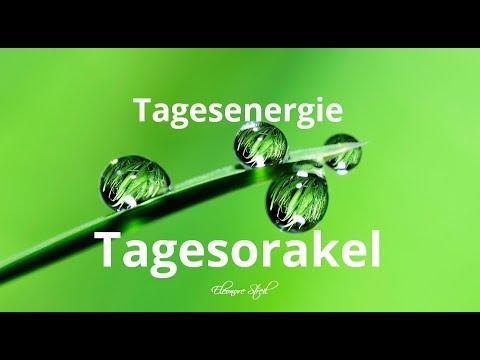 Tagesorakel Donnerstag  15.11.2018 -  Motto Erzengel Raphael видео