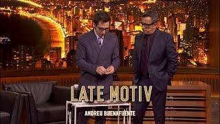 LATE MOTIV - El Consultorio ¿sexual? De Berto   #LateMotiv43
