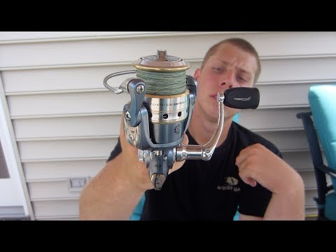 Best Spinning Reel For the Money! Only 50$ With Amazing Reviews/ Pfleuger President