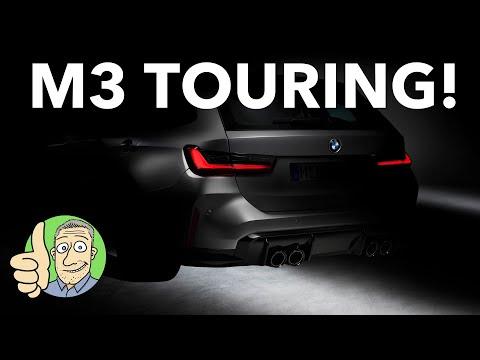 2022 BMW M3 Touring? Leistung? Motor? XDrive? Vmax? 0-100 km/h? | Gerüchteküche!