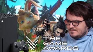 Мэддисон и Кармик Коала комментируют The Game Awards 2019