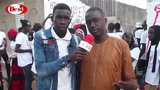 """100% social :"""" don de ndogou organisé par le mouvement domou niakh ..."""""""