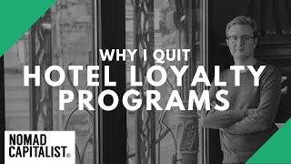 Why I Quit Hotel Loyalty Programs