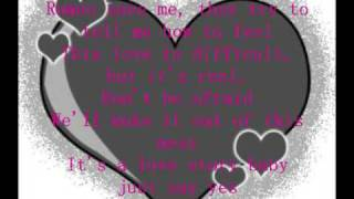 LOVE STORY-Taylor Swift [[Lyrics!!]]
