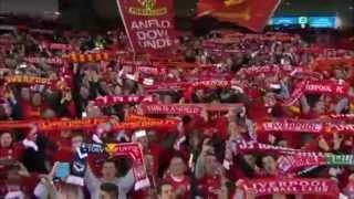 95000 حضروا مباراة ليفربول في استراليا و غنوا نشيد النادي بطريقة رهيبة