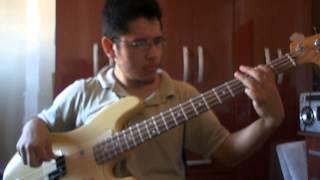 Mean Streak Deep Purple Bass Cover