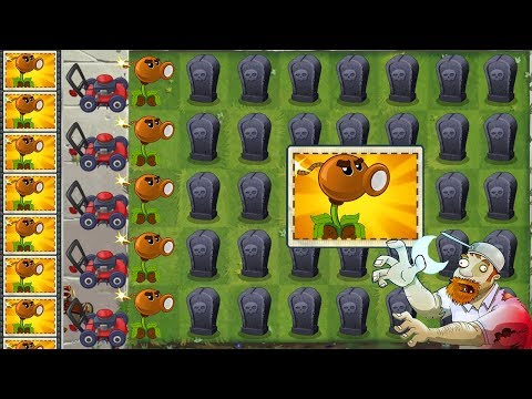 Pinata Party 20/6/2019 (June 20th) - Team Plants Power-Up! in Plants vs Zombies 2 Gameplay