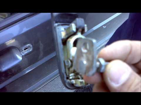 Ремонт дверных ручек на Volkswagen