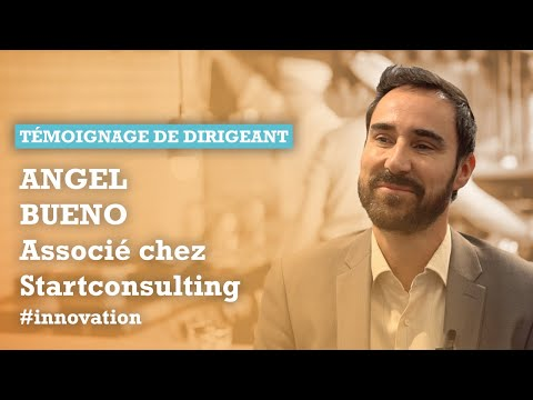 START CONSULTING – Interview Angel Bueno, Co-fondateur