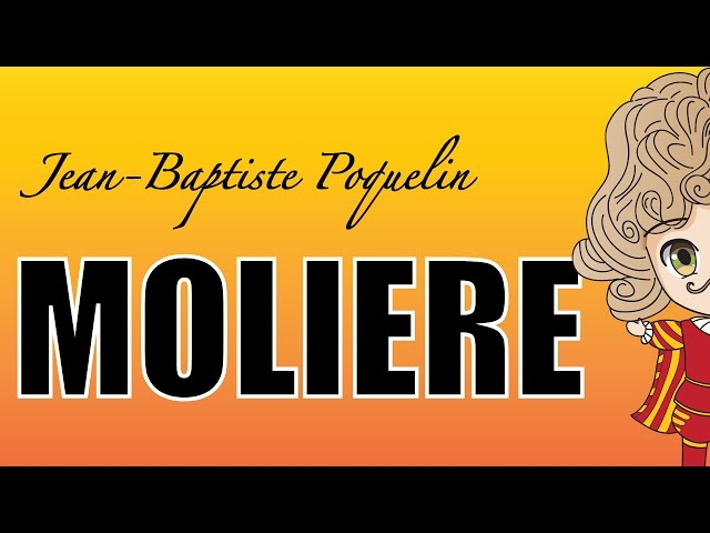 フランスのMolièreのビデオ発音