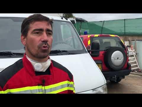 VIDEO. Ajaccio : les pompiers à l'épreuve de la désincarcération