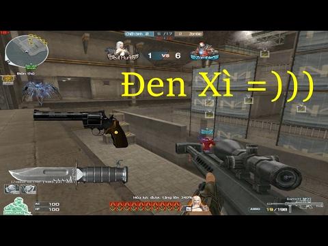 [ Bình Luận CF ] Sniper săn Zombie - Tiền Zombie v4