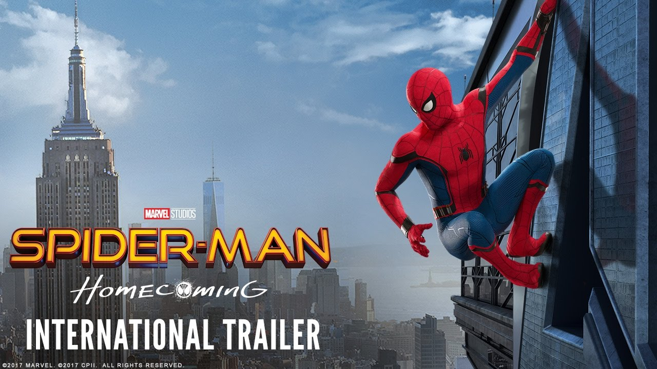Trailer för Spider-Man: Homecoming