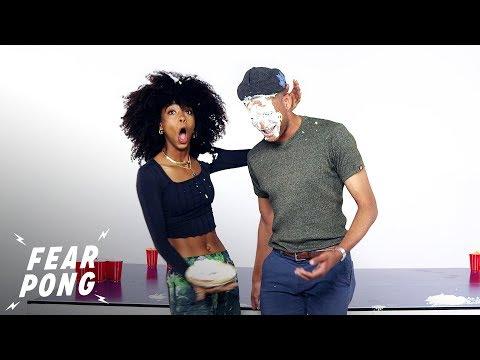 Blind Date (Briana vs. Jordan)   Fear Pong   Cut