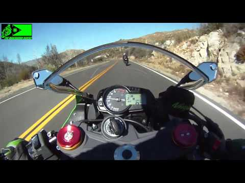 """2013 Kawasaki NINJA ZX-6R 636 Super Sportbike """"The Break-in Process"""""""