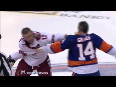 Paul Bissonnette vs Trevor Gillies