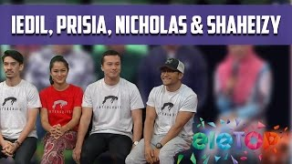 Gambar cover Nicholas Saputra Rasa Segar Berlakon Di Bawah Pengarah Malaysia - MeleTOP Episod 213 [29.11.2016]