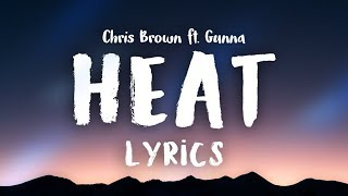 Chris Brown   Heat Ft. Gunna (Clean Lyrics)