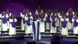 VERIZON'S HOW SWEET THE SOUND 2013 - ANOINTED HIGH PRAISERS