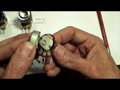 Tanne taller! Electrónica 2 (potenciómetros)+tomas falsas