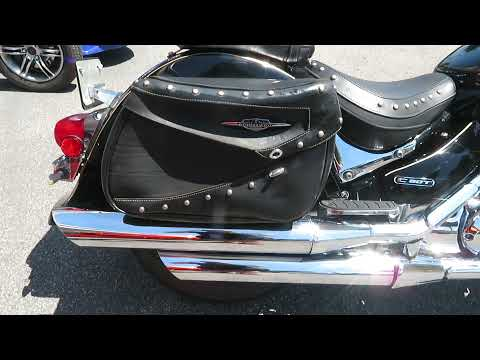 2005 Suzuki Boulevard C50T in Sanford, Florida - Video 1