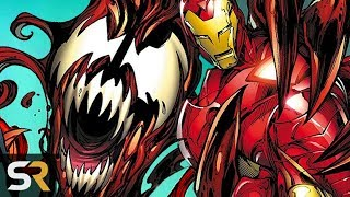 10 Powerful Marvel Characters Carnage Has Defeated